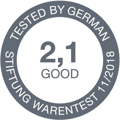 Stiftung Warentest 11/2018 Safety Standard