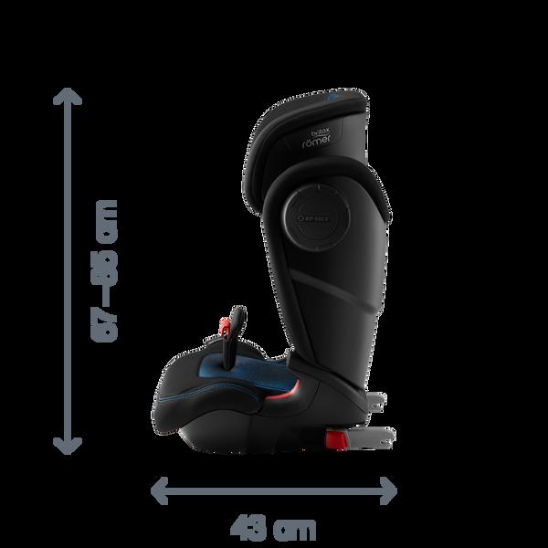 Britax Kidfix III S Highback Booster 1