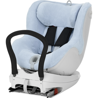 Britax Summer Cover - DUALFIX Blue