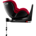 Britax DUALFIX i-SIZE Fire Red