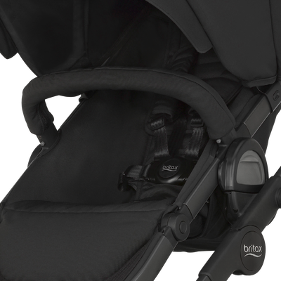 Britax Bumper Bar Cosmos Black