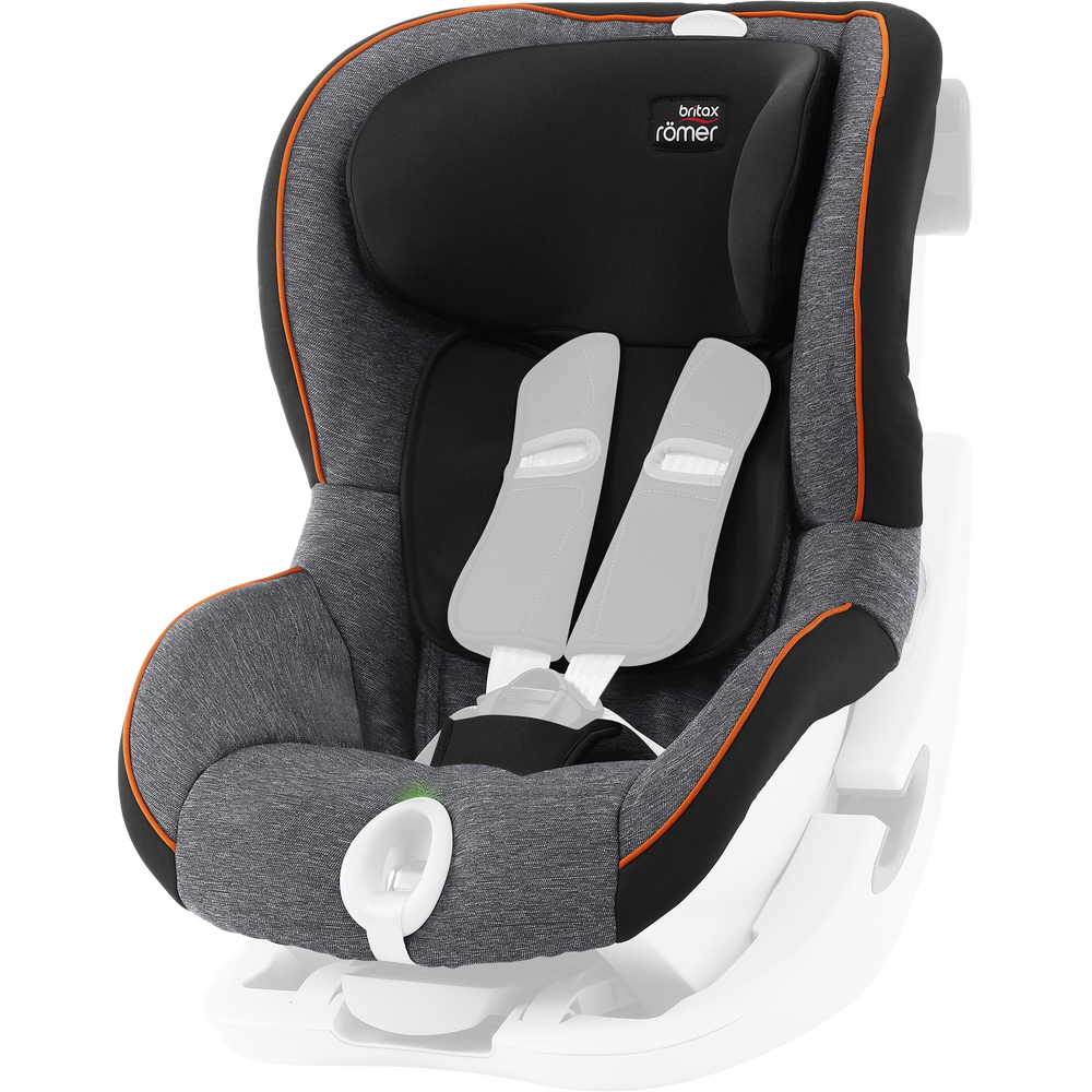 Populair KING II LS - car seat | Britax Römer LO-36