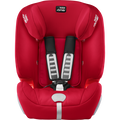 Britax EVOLVA 1-2-3 PLUS Fire Red
