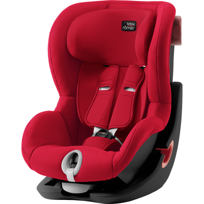 Britax KING II Fire Red