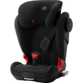 Britax KIDFIX II XP SICT - Black Series Cosmos Black