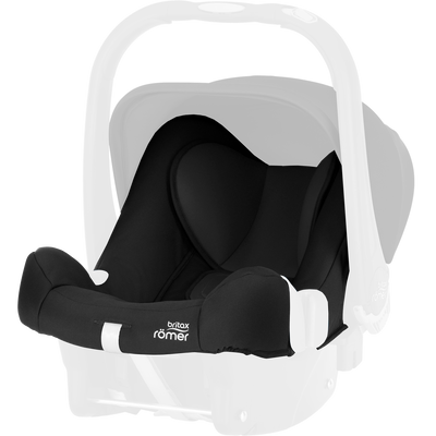 Britax Spare Cover - BABY-SAFE PLUS (SHR) II Cosmos Black