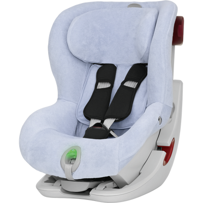 Britax Summer Cover - KING II family Blue
