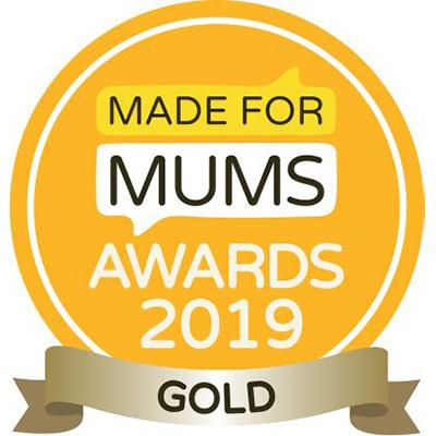 Made for Mums award